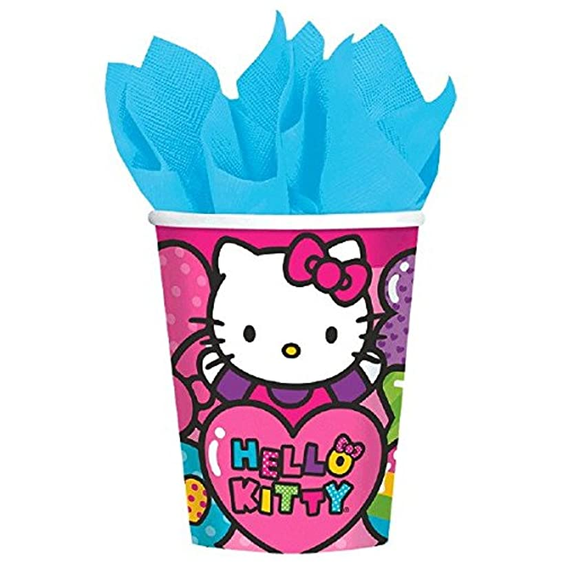 Cups | Hello Kitty Rainbow Collection | Party Accessory