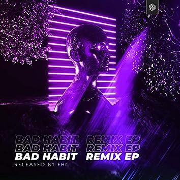 Bad Habit - The Remixes