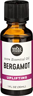 Whole Foods Market, 100% Essential Oil Bergamot, 1 oz