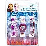 アナと雪の女王2 キッズ 腕時計とブレスレットのセット 時計 子供用 (並行輸入品) Disney kids watch