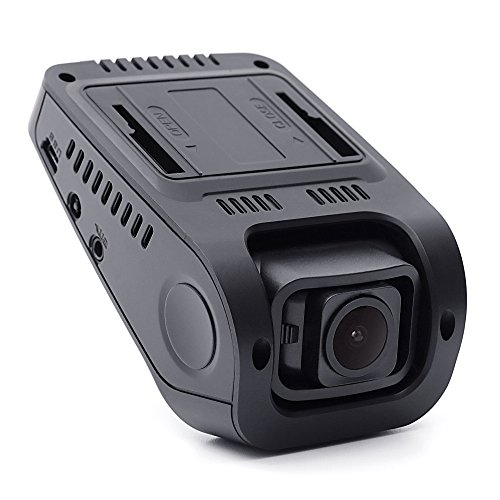Eaglo E9 4K Car Dash Cam 170° Wide Angle Dashboard Camera Recorder with WiFi, G-Sensor, WDR, Loop Recording