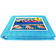 LAGHCAT Sand Blanket (Blue, 150x200)