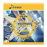 Donner Juego de Cuerdas para Guitarra Eléctrica DES-20M Pack X1(.010 - .046)