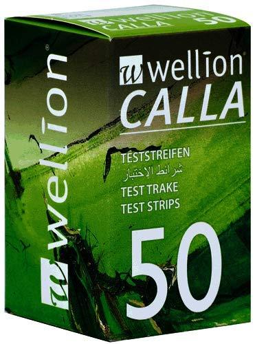 Wellion Calla Blutzuckerteststreifen, 50 St