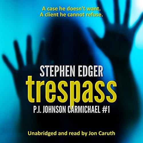 Trespass audiobook cover art