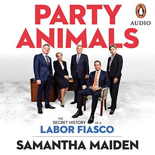 Party Animals cover art