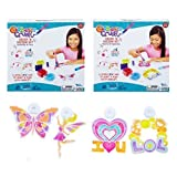 Maya Toys Crush N' Design Butterflies/Fairies and Hearts/Happiness Playsets