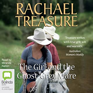 The Girl and the Ghost-Grey Mare cover art