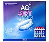 Aosept Plus Kontaktlinsen-Pflegemittel, Sparpack, 5 x 360 ml