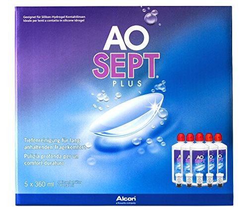 Alcon -  Aosept Plus