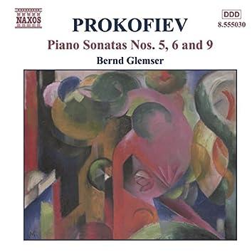 PROKOFIEV: Piano Sonatas Nos. 5, 6 and 9