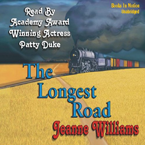 The Longest Road audiobook cover art
