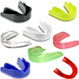 Gum Shield Mouth Guard Boil Bite Mouthguard All Sport Boxing Martial Art Football Hockey Rugby...