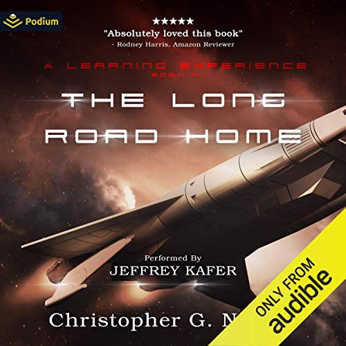 The Long Road Home Audiobook By Christopher G. G. Nuttall cover art
