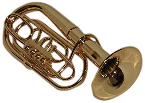 SUNRISE SOUND HOUSE サンライズサウンドハウス ミニチュア楽器 チューバ(Tuba) 1/6 ゴールド