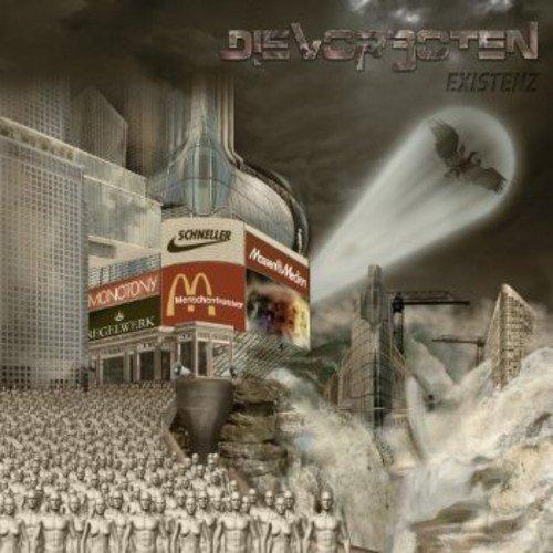 Vorboten,die: Existenz (Audio CD)