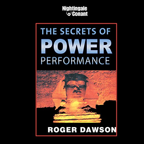 The Secrets of Power Performance audiobook cover art