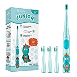 Product Image of the Vekkia Dragon Lord Sonic Rechargeable Kids Electric Toothbrush, 3 Modes With...