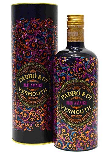 Padró & Co - Vermouth Rojo Amargo (incluye estuche regalo) - 1 x 75 cl