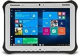 Panasonic Toughpad FZ-G1 Mk 4 (10,1 Zoll) Tablet Core i5 (6300U) vPro Prozessor 2,3 GHz 8 GB 256 GB Solid State Drive Windows 10 Pro mit Rückkamera
