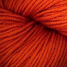 Plymouth (1-Pack) Select Merino Superwash DK Yarn Tangerine 1126-1P