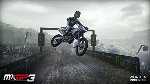 MXGP 3: The Official Motocross Videogame - Best Dirt Bike Games for Xbox One