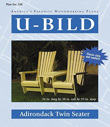 U-Bild 938 2 U-Bild 2 Adirondack Twin Seater Project Pl