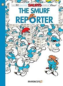 The Smurfs Graphic Novels 24巻 表紙画像