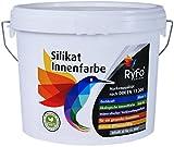 RyFo Colors Silikat Innenfarbe 6l - Mineral-Farbe