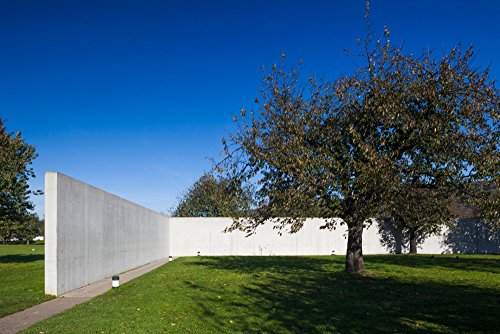 The Poster Corp Panoramic Images – Conference Pavilion Design by Tadao Ando Vitra Design Museum Weil am Rhein Baden-Wurttemberg Germany Kunstdruck (60,96 x 91,44 cm)