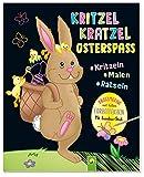 Kritzel-Kratzel-Osterspaß: Kritzeln