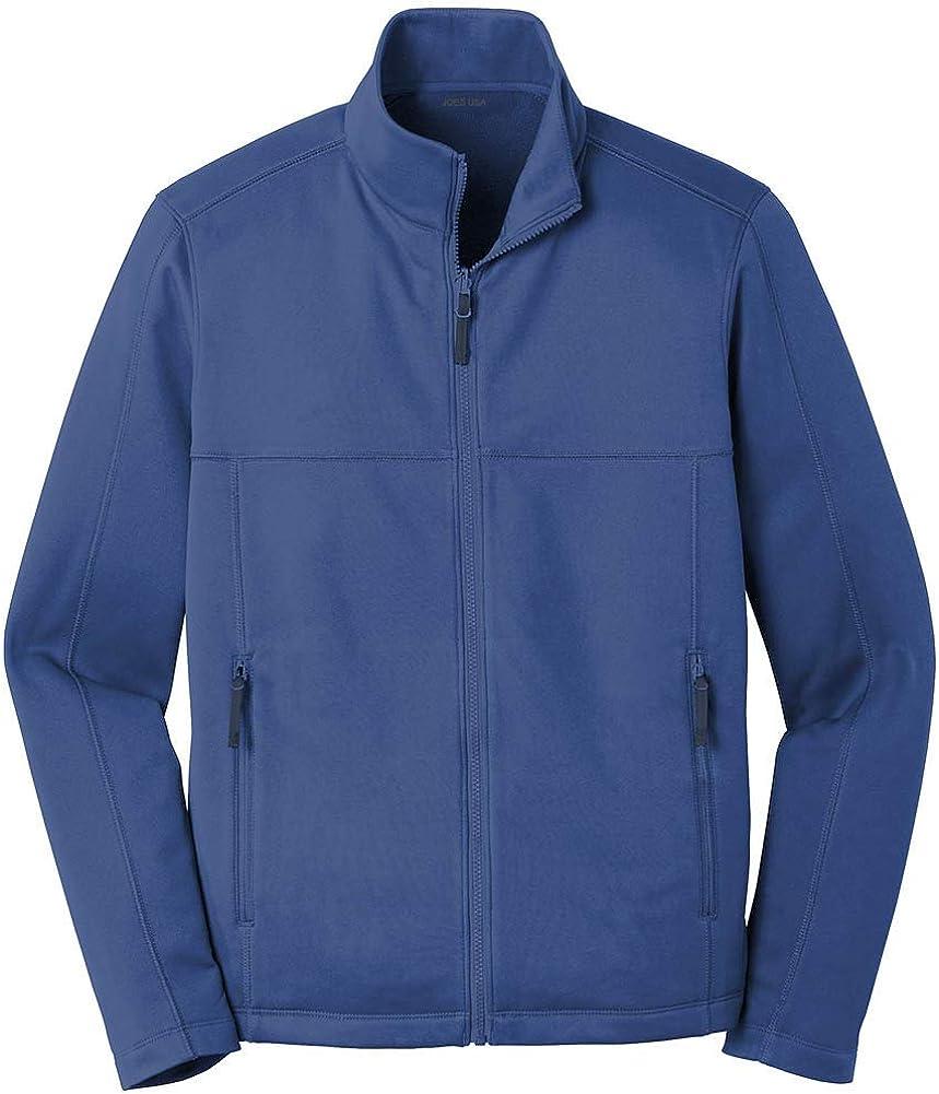 Joe's USA Mens Smooth Fleece Jacket Sizes XS-4XL