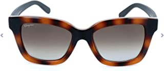 نظارات شمسية من سالفاتور فيراغامو للنساء - SF858S-214 53