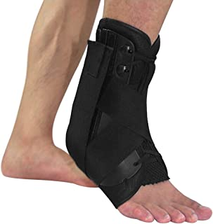 حزام ضغط مثبت للكاحل لدعم السلامة الرياضية وحزام ضغط من أجل التواءات الكاحل وإصابات الإصابات