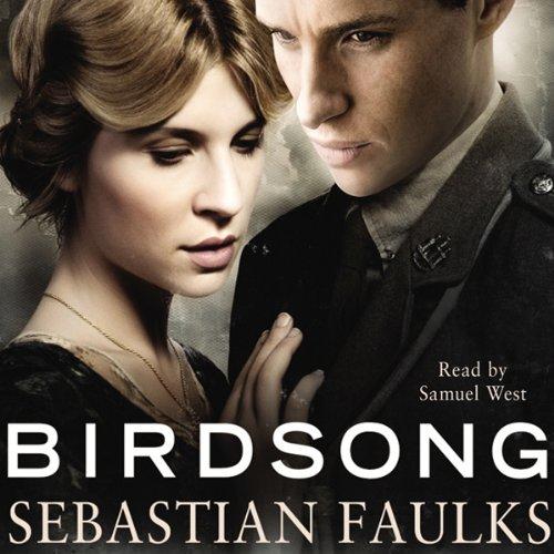 audio book sebastian faulks birdsong