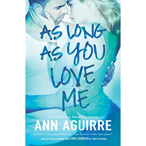 As Long as You Love Me audiobook cover art