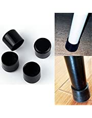 4 unids/set silla de goma virola anti rasguño muebles pies pierna protector tapas