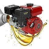 Moteur Essence 7,5 CV 5,1 kW 4 Temps Moteur avec alarme d'huile, Karting Moteur