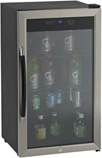 Avanti Beverage Cooler, 3 Cubic Feet