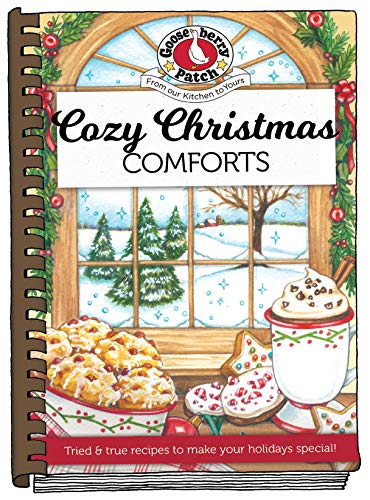 Cozy Christmas Comforts (Seasonal Cookbook Collection)