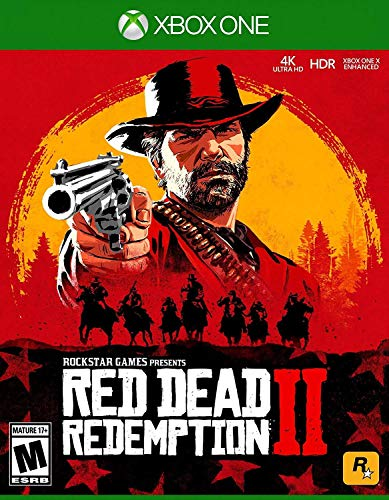 Red Dead Redemption 2 – Xbox One – Standard Edition
