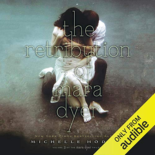 The Retribution of Mara Dyer audiobook cover art