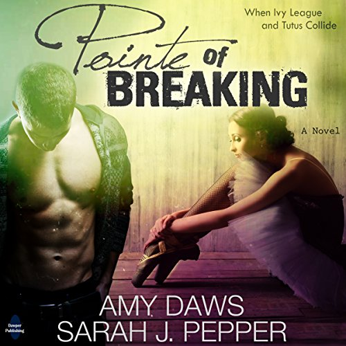 Pointe of Breaking audiobook cover art