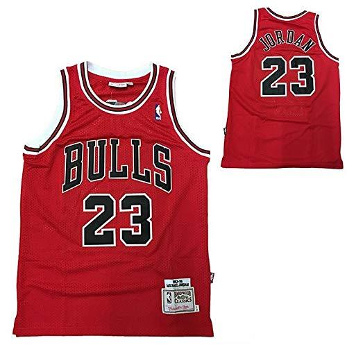 Canotta NBA Retro - Michael Jordan - Chicago Bulls Hardwood Classics Vintage (M)