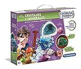 Clementoni Ciencia y Juego- Cristales y Minerales (55349)...