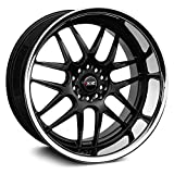xxr wheels 526 - XXR 526 Black/SSC Wheel with Painted (20 x 10.5 inches /5 x 4 mm, 35 mm Offset)