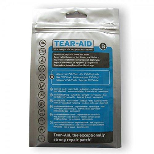 Tear-Aid reparatieset type B (voor vinyl, PVC)