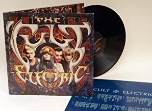 THE CULT electric. First UK press 1987 on Beggars Banquet [Vinyl] Unknown