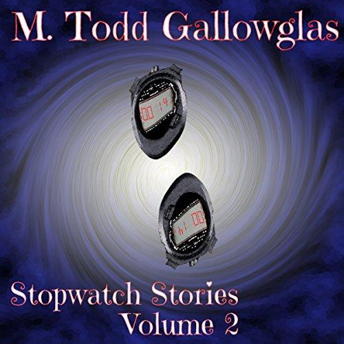Stopwatch Stories, Book 2 audiobook cover art