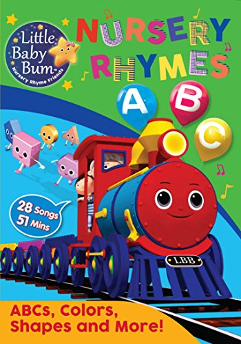 Little Baby Bum ABCs, Shapes, Colors, & More DVD